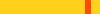 Žltý + oranžové konce