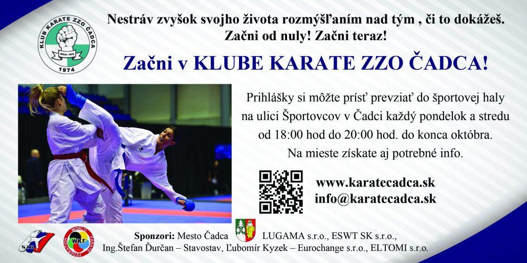 karate čadca